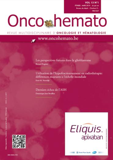 OncoHemato Vol.13 N° 1
