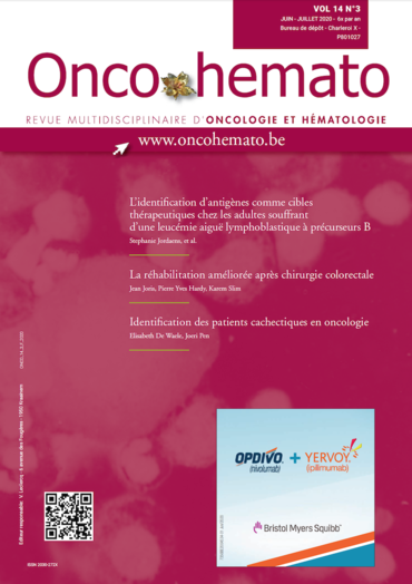 OncoHemato Vol. 14 N° 3