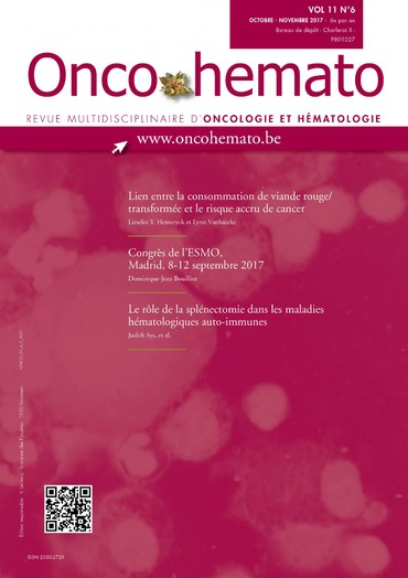 OncoHemato Vol.11 N° 6