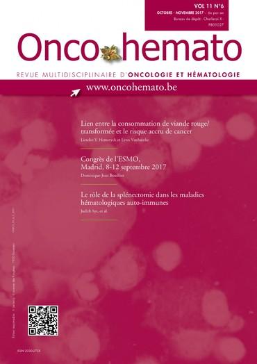 OncoHemato Vol.11 N° 6