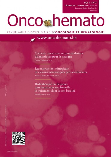OncoHemato Vol.11 N° 7