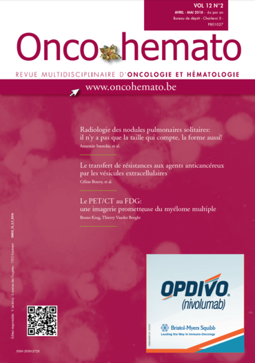 OncoHemato Vol.12 N° 2