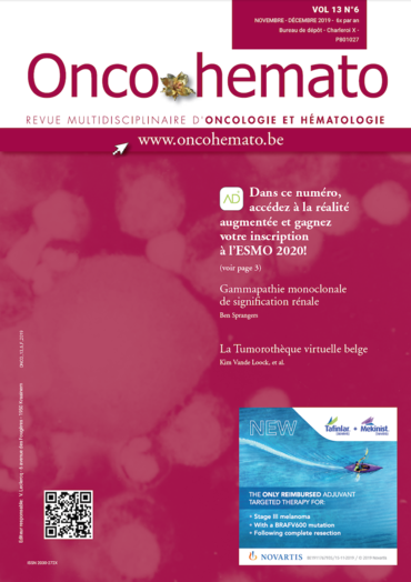 OncoHemato Vol. 13 N° 6