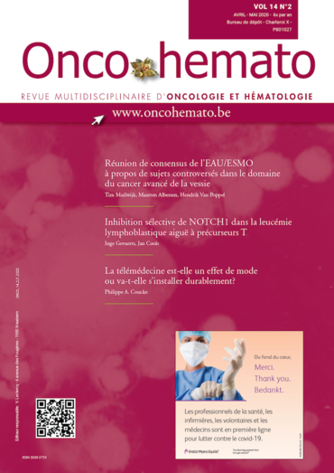 Onco-Hemato Vol. 14 N° 2