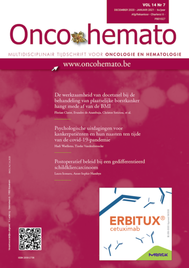 Onco-Hemato Vol. 14 Nr 7