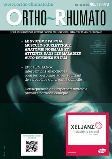 Ortho-Rhumato Vol. 17 N° 3