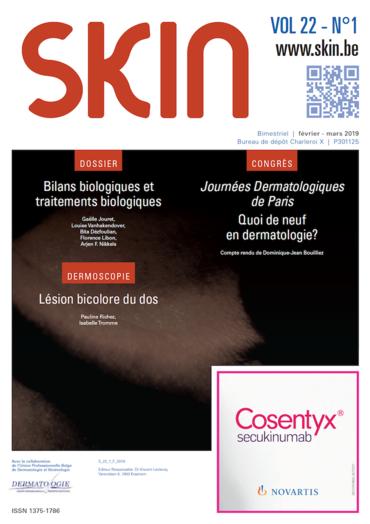 Skin Vol. 22 N° 1