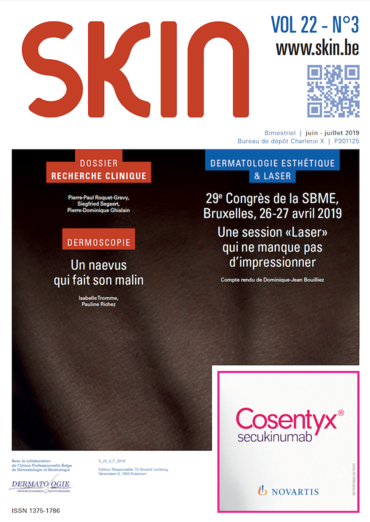Skin Vol. 22 N° 3