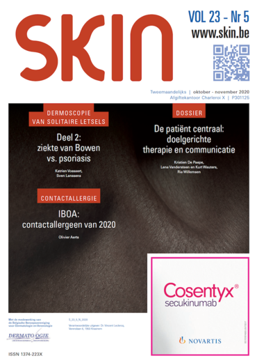 Skin Vol. 23 Nr 5