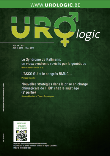 Urologic Vol.14 N° 1