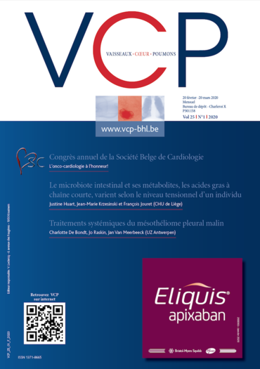 VCP Vol. 25 N° 1